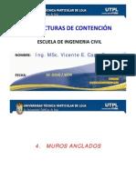 ESTRUCTURAS DE CONTENCION