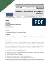 NPT 031-11 - Seguranca Contra Incendio Para Heliponto e Heliporto (2)