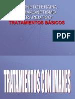 2.2 Magnetoterapia Tratamientos básicos