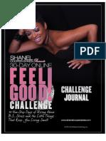 Feel Good Challenge Journal