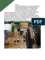 DVD PANASONIC DMR-EX75 NO INICIA FUNCIONAMIENTO