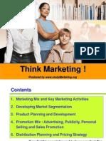 Essential of Marketing