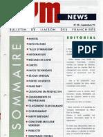 GYM NEWS N°28 Septembre 1993