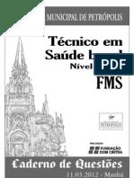 Fms-medio-tecnico Em Saude Bucal