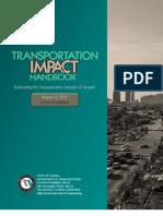 Transportation Impact Handbook 2010