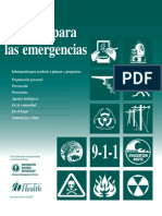 Washington Military Department - Guia de Recursos Para Emergencias