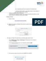 Instrucciones Acceso a Evaluatest