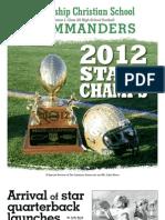 FCS Football Champs 2012