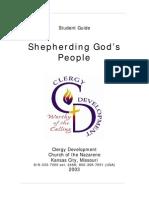 Shepherding God's People Student Coursebook