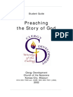 Preaching