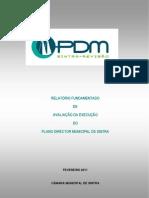 Relatório Fundamentado de Avaliação do PDM de Sintra - Fevereiro 2011
