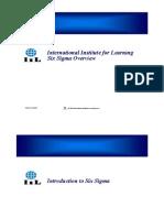 Six Sigma ITIL PMI Six Sigma 2002