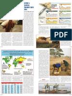 INESTABILIDAD CLIMATICA Y EL CALENTAMIENTO GLOBAL SERIA AMENAZA PARA LA PRODUCCION MUNDIAL.autor Lic. Marcela V.Carol