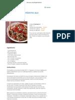 Recette salade aubergine
