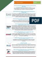 Ferias de Telecomunicaciones y Audiovisuales 2013
