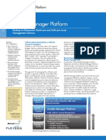 FlexNet Manager Platform Datasheet