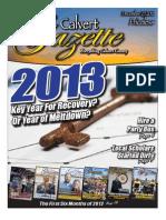 2012-12-27 The Calvert Gazette