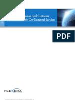 FlexNet Producer Suite White Paper On Demand and Revenue