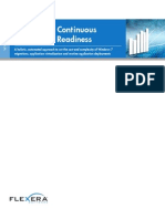 Continuous Application Readiness Whitepaper