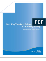 2011 Key Trends in Software Pricing