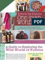 Fabric-by-Fabric-One-Yard-Wonders