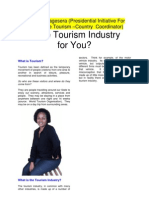 Naava Nabagesera_PRESTO_Coordinator_IS TOURISM FOR YOU?