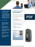 DS - 3D EnrolCam