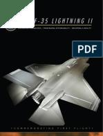 F-35 Lightning II Joint Strike Fighter - First Flight
