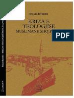 Ismail Bardhi - Kriza e Teologjise Muslimane Shqiptare