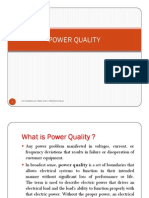 Power Quality notes