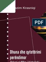 Milazim Krasniqi-Dhuna Dhe Qyteterimi Perendimor(Islami Si Fillim i Historise)