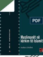 Nexhat Ibrahimi-Muslimanet Ne Kerkim Te Islamit