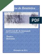 Apostila de Estatistica Atualizada 2011