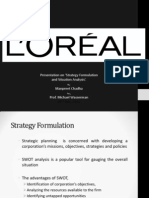 loreal strategy
