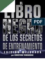 LIBRO DE LOS SECRETO DE ENTRENAMIENTO