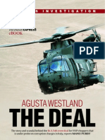 Indian helicopter deal sparks corruption row in Italy