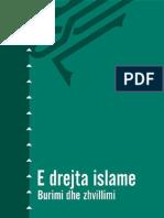 Seid Rmadani-E Drejta Islame(Burimi Dhe Zhvillimi)