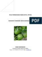 Lending Model Budidaya Tanaman Jeruk