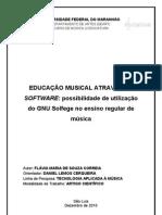 EDUCAÇÃO MUSICAL ATRAVÉS DE