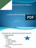 Esquema, Proyecto de Investigacion[1]