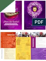 Dossier Muertos Pero de Gusto Itacate de Cuentos