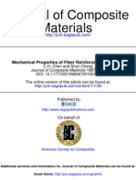 Mechanical Properties of Composites