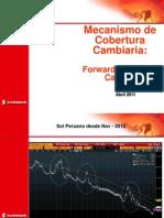 Forward Riesgo Cambiario