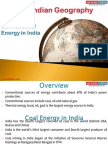 51(A) Conventional Energy in India