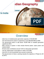 51(B) Electricity Power in India