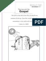 2012 Sabbath School Quarterly - Quarter 4 - Lesson 10