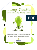 Fun, Green Campcrafts