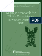 Australian Wildlife Rehabilitation 2008