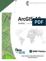 ArcGIS10 Desktop