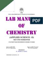 Chemistry - II